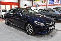 2015 MERCEDES-BENZ C CLASS 2.1 C220 BLUETEC SPORT PREMIUM PLUS 4d AUTO 170 BHP £18485.00