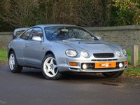 USED 1996 P TOYOTA CELICA 2.0 GT4 - IMPORT 3d 239 BHP VERY LOW MILES ONLY 55K VGC