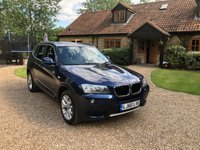 2010 BMW X3 2.0 XDRIVE20D SE 5d AUTO 1 OWNER, NEWSHAPE,VGC,FSH,NEW CAR ARRIVED MUST SELL £5995.00