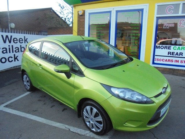 USED 2009 59 FORD FIESTA 1.2 STYLE 3d 59 BHP ** 01543 379066 ** JUST ARRIVED **