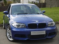 USED 2008 57 BMW 1 SERIES 3.0 135I M SPORT 2d 302 BHP VERY RARE PERFORMANCE COUPE***