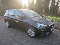 2015 BMW 2 SERIES 1.5 218I SE GRAN TOURER 5d 134 BHP £12500.00