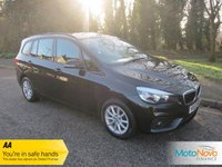 USED 2015 65 BMW 2 SERIES 1.5 218I SE GRAN TOURER 5d 134 BHP Fantastic Value BMW Gran Tourer Petrol with Seven Seats, Satellite Navigation, Climate Control, Cruise Control, Alloy Wheels and BMW Service History