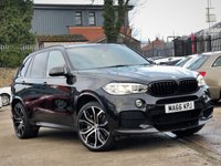 2016 BMW X5 3.0 M50D 5d AUTO 376 BHP £SOLD