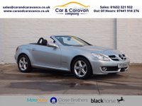 USED 2009 59 MERCEDES-BENZ SLK 1.8 SLK200 KOMPRESSOR 2d 184 BHP Service History + Leather + AC Buy Now, Pay Later Finance!