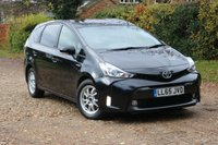 2015 TOYOTA PRIUS PLUS 1.8 ICON 5d AUTO 98 BHP £SOLD