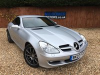 2007 MERCEDES-BENZ SLK 3.0 SLK280 AUTO (LTD EDITION) EDITION 10  £6995.00