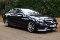 USED 2015 65 MERCEDES-BENZ C CLASS 2.1 C250 BLUETEC AMG LINE PREMIUM PLUS 4d AUTO 204 BHP