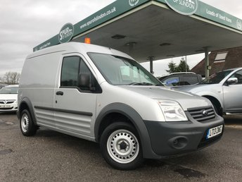 2013 FORD TRANSIT CONNECT 1.8 T230 HR VDPF 1d 89 BHP £6995.00