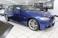 2010 BMW 3 SERIES 320D M SPORT BUSINESS EDITION AUTO 175 BHP £7350.00