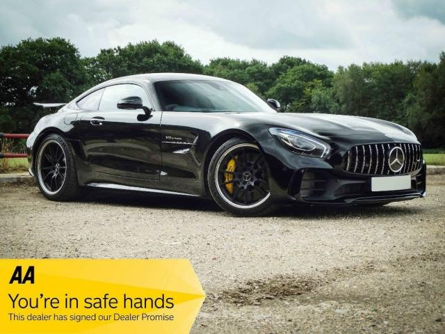 View our MERCEDES-BENZ AMG GT