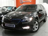 2016 SKODA SUPERB ESTATE 2.0 TDI SE TECHNOLOGY 5d 150 S/S £16483.00