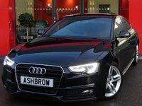 2015 AUDI A5 SPORTBACK 2.0 TDI S LINE 5d 190 S/S £13982.00