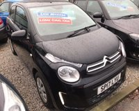 USED 2017 17 CITROEN C1 1.0 TOUCH 3d 68 BHP