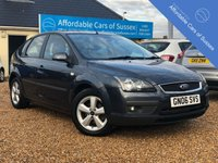 2006 FORD FOCUS 1.6 ZETEC CLIMATE 5d 116 BHP £SOLD