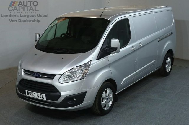 2017 67 FORD TRANSIT CUSTOM 2.0 290 LIMITED 130 BHP L2 H1 LWB EURO 6 AIR CON VAN AIR CONDITIONING EURO 6 ENGINE