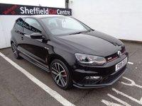 2015 VOLKSWAGEN POLO 1.8 GTI DSG 3d AUTO 189 BHP £12675.00