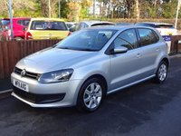 2011 VOLKSWAGEN POLO 1.2 SE TDI 5dr, Only £20 Road Tax £5000.00