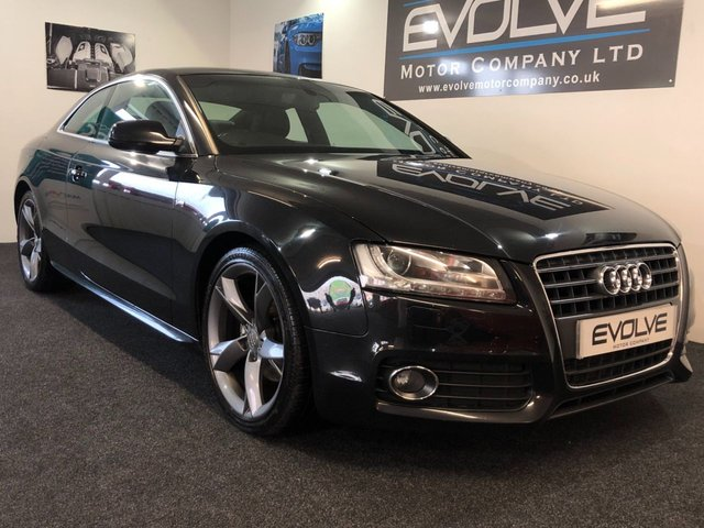 2009 59 AUDI A5 2.0 TDI S LINE SPECIAL EDITION 2d 168 BHP