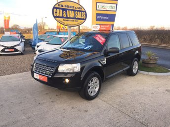 2010 LAND ROVER FREELANDER XS 4X4 2.2 TD4 **ONE LADY DOCTOR OWNER**FLRSH** £9695.00