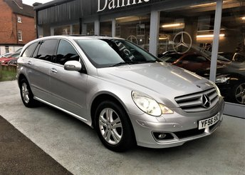 View our MERCEDES-BENZ R 320