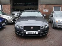 USED 2018 18 JAGUAR XE 2.0 D PORTFOLIO 4d AUTO 178 BHP ANY PART EXCHANGE WELCOME, COUNTRY WIDE DELIVERY ARRANGED, HUGE SPEC