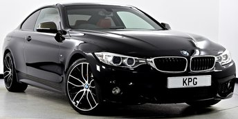 2016 BMW 4 SERIES 2.0 430i M Sport 2dr £22995.00