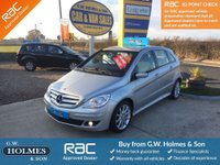 USED 2006 56 MERCEDES-BENZ B CLASS 200 SE 2.0 CDI 5 DOOR **ONE OWNER**FULL MERCEDES BENZ HISTORY**