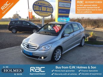 2006 MERCEDES-BENZ B CLASS 200 SE 2.0 CDI 5 DOOR **ONE OWNER**FULL MERCEDES BENZ HISTORY**  £3695.00