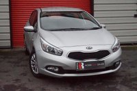 2013 KIA CEED 1.6 CRDI 1 ECODYNAMICS 5d 126 BHP £6195.00