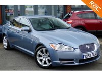USED 2007 57 JAGUAR XF 3.0 PREMIUM LUXURY V6 4d AUTO 238 BHP