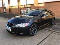 2011 JAGUAR XF 3.0 V6 S PREMIUM LUXURY 4d AUTO 275 BHP £9250.00