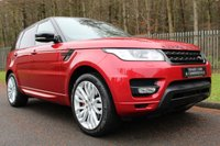 USED 2014 14 LAND ROVER RANGE ROVER SPORT 3.0 SDV6 HSE DYNAMIC 5d AUTO 288 BHP A STUNNING HIGH SPECIFICATION CAR WITH A FULL DEALER SERVICE HISTORY!!!