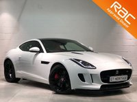 2014 JAGUAR F-TYPE V6 S [PAN][HTD SEATS] £37297.00
