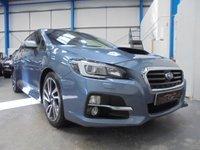 2015 SUBARU LEVORG 1.6 GT 5d AUTO 170 BHP £12995.00