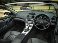 USED 2002 MERCEDES-BENZ SL 5.4 SL55 Kompressor AMG 2dr