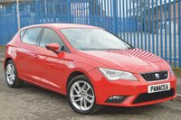 2013 SEAT LEON 1.6 TDI SE 5d 105 BHP £5695.00