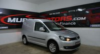 2015 VOLKSWAGEN CADDY 1.6 C20 TDI HIGHLINE *ONLY 20000 MILES* £9250.00