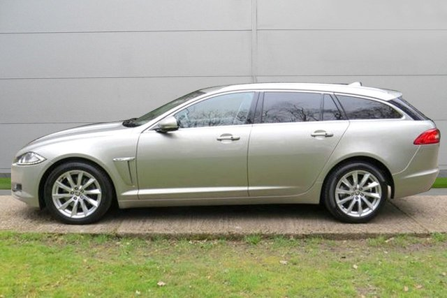 USED 2012 62 JAGUAR XF 2.2 D PREMIUM LUXURY SPORTBRAKE 5d AUTO 200 BHP 1 OWNER AUTOMATIC LOW MILEAGE, MANY EXTRAS.FINANCE ME TODAY-UK DELIVERY POSSIBLE