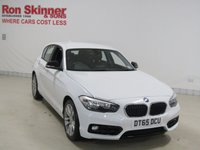 USED 2016 65 BMW 1 SERIES 1.5 118I SPORT 5d 134 BHP