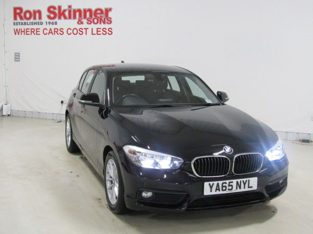 View our 2016 65 BMW 1 SERIES 1.5 116D ED PLUS 5d 114 BHP