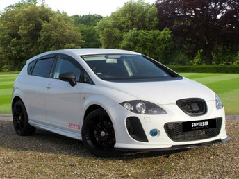 2012 SEAT LEON 2.0 SUPERCOPA FR PLUS CR TDI 5d 168 BHP £8295.00