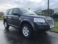 2009 LAND ROVER FREELANDER 2.2 TD4 E GS 4x4 FSH 2 OWNERS LOW MILES  £8495.00