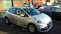 USED 2015 65 PEUGEOT 208 1.6 BLUE HDI ACTIVE 5d 75 BHP ONLY 8165 MILES! CHEAP TO RUN, LOW CO2 EMISSIONS, £0 ROAD TAX AND EXCELLENT FUEL ECONOMY. EXCELLENT SPEC WITH TOUCH SCREEN TECH, ALLOY WHEELS, USB CONNECTION AND BLUE TOOTH!