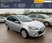 USED 2010 10 RENAULT CLIO 1.1 DYNAMIQUE TCE 5d 100 BHP FULL SERVICE HISTORY