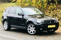 2009 BMW X3 2.0 XDRIVE20D M SPORT 5d AUTO 175 BHP £7000.00