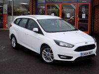 USED 2014 64 FORD FOCUS 1.6 TDi ZETEC 5dr (115) NEW MODEL * New Model with Convenience Pack *