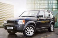 2006 LAND ROVER DISCOVERY 2.7 3 TDV6 XS 5d AUTO 188 BHP £9495.00
