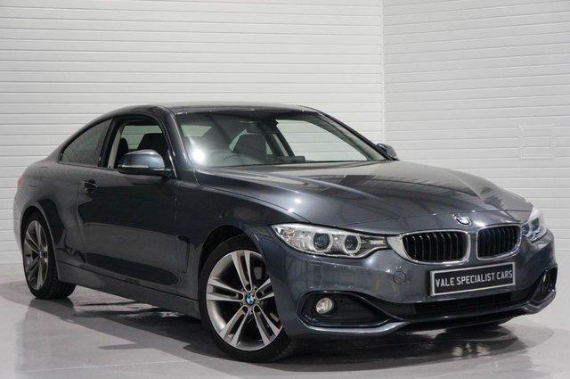 2013 63 BMW 4 SERIES 2.0 420D SPORT AUTO
