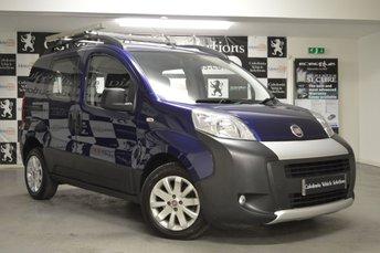 2013 FIAT FIORINO 1.2 16V MULTIJET COMBI ADVENTURE 1d 95 BHP £5488.00